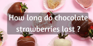 Read more about the article Here's How Long Do Chocolate Strawberries Last (+How To Store Them Safely)