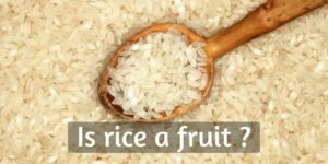 Read more about the article Is Rice A Fruit Even ? It's Totally Okay To Be Confused, And Here's Why