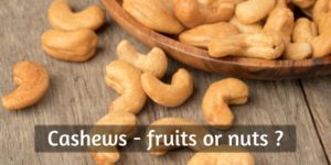 So Is Cashew A Fruit Or A Nut ? Here's What's Really Going On