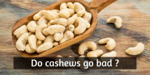 Read more about the article Do Cashews Go Bad ? Here's 4 Ways To Tell (+Storage Tips)