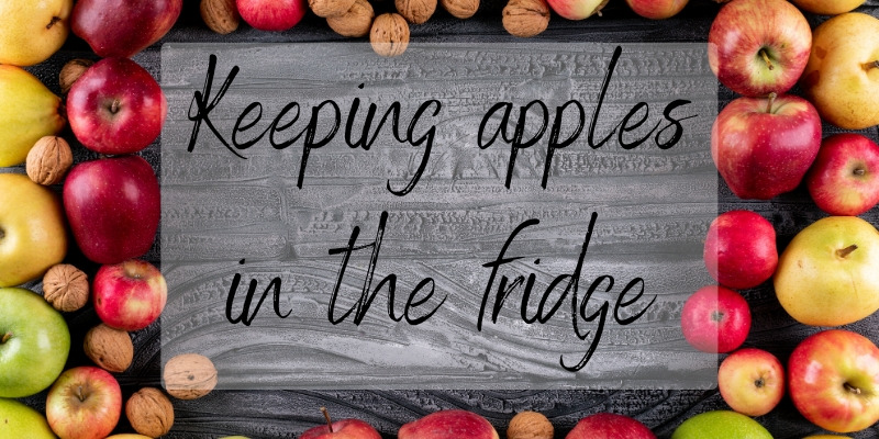 Read more about the article Keeping Your Apples In The Fridge Is The Best Way To Store Them