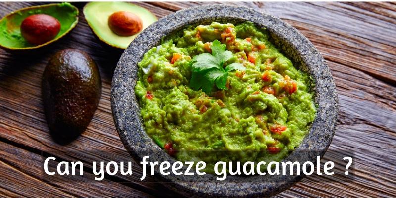 frozen guacamole