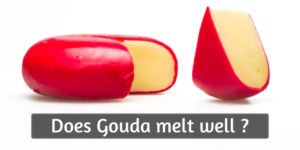Is Gouda A Good Melting Cheese ? Here's What We Found Out