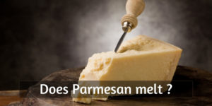 Does Parmesan Cheese Melt ? Not Always, And Here's Why