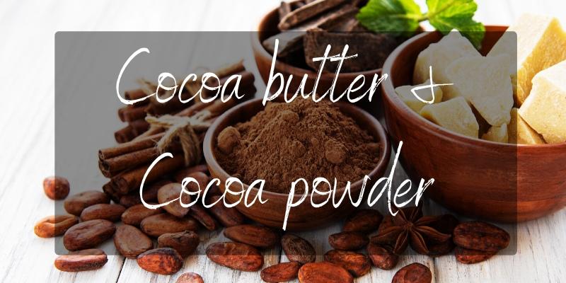 cocoa butter powder