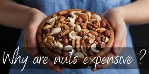 Read more about the article 4 Reasons Nuts Are So Expensive
