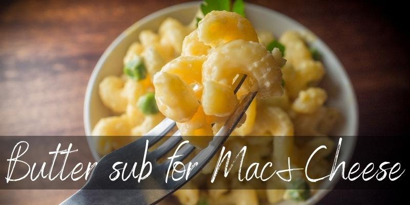 butter mac cheese