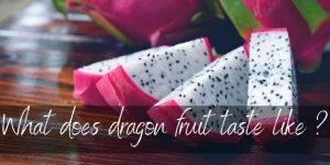 Here's What Dragon Fruit Really Tastes Like, And How To Eat It