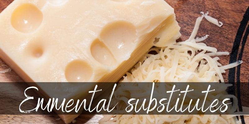 emmental substitutes