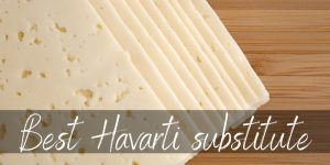 9 Best Havarti Cheese Substitutes To Try Today