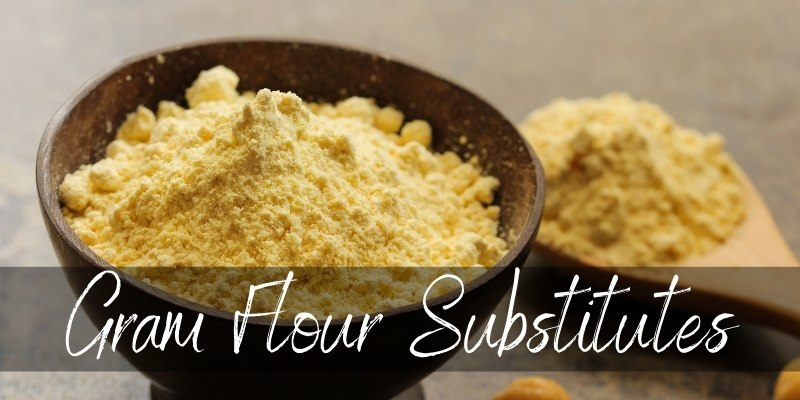 Read more about the article Best Gram Flour Substitutes To Try Right Now
