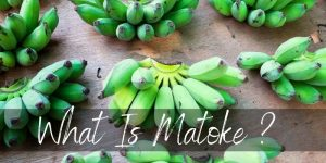 Read more about the article What Is Matoke? Here's What We Found Out