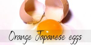 Why Are Japanese Eggs So Orange ? Here's What We Know