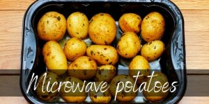 Read more about the article Is It Safe To Microwave Potatoes ? Here's What You Should Know