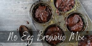 Read more about the article Brownie Mix Without Eggs – Some Ideas To Try This Weekend