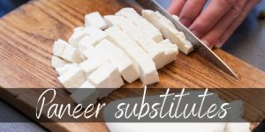 Best Paneer Cheese Substitutes – 6 Ideas To Try Today