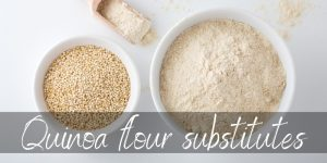 Quinoa Flour Substitutes – 8 Ideas To Try Today