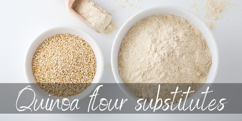 Read more about the article Quinoa Flour Substitutes – 8 Ideas To Try Today