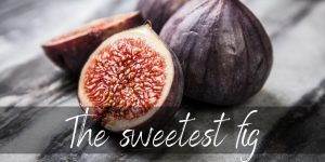 What Fig Is The Sweetest ? Here's What You Should Know