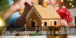 Do People Eat Gingerbread Houses ? It Turns Out They Do