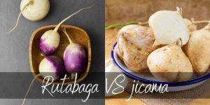 Rutabaga VS Jicama – Two Very Delicious, Versatile Veggies