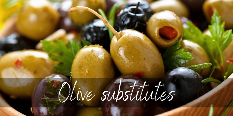 Read more about the article Olive Substitutes – 6 Ideas To Try Next