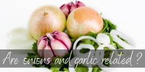 Are Onions And Garlic Related ? Discussing The Allium