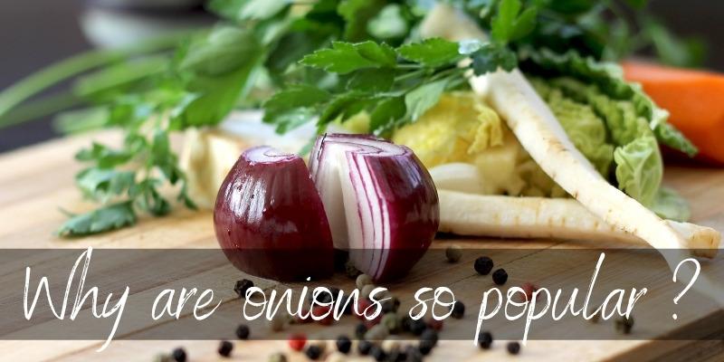 onion popular