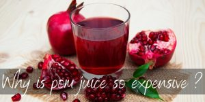 Why Is Pomegranate Juice So Expensive ? 4 Reasons Why