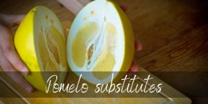 Pomelo Substitutes – Here's 4 Ideas To Try