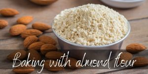 How To Substitute Almond Flour For All Purpose Flour