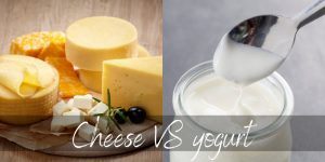 Read more about the article Cheese VS Yogurt – 6 Key Differences Between Two Classics
