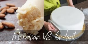 Read more about the article Marzipan VS Fondant – 6 Differences & Which To Use