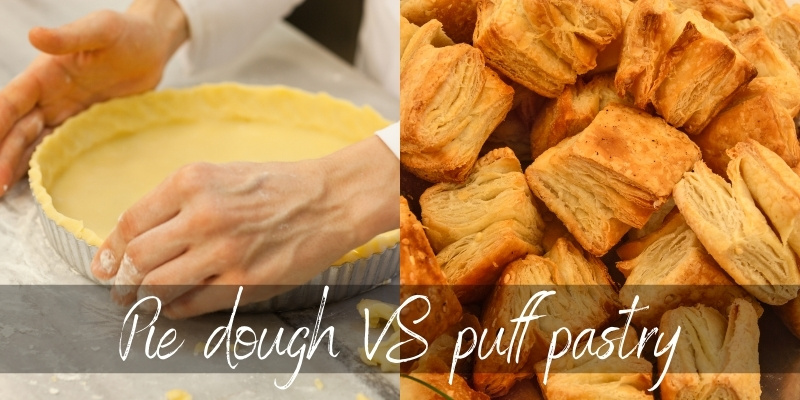Puff Pastry VS Pie Crust – 3 Ways They're Different