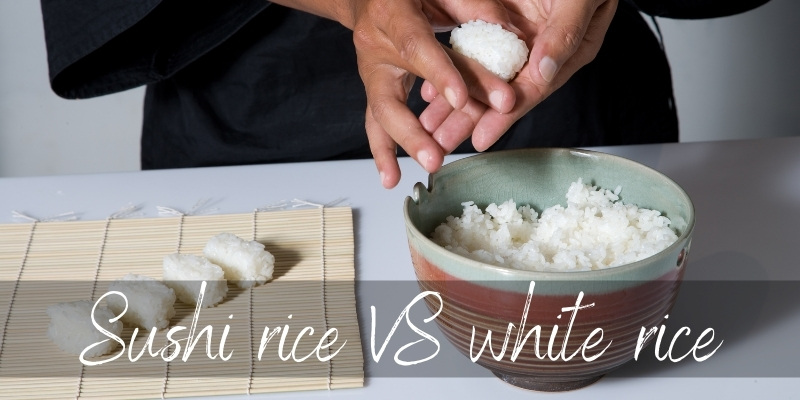 Sushi Rice VS White Rice  – Why It Matters Which You Use