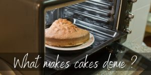 Read more about the article What Causes Domed Cakes ? (+ How To Avoid Them)