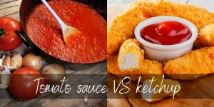 Read more about the article Tomato Sauce VS Ketchup – 4 Important Differences