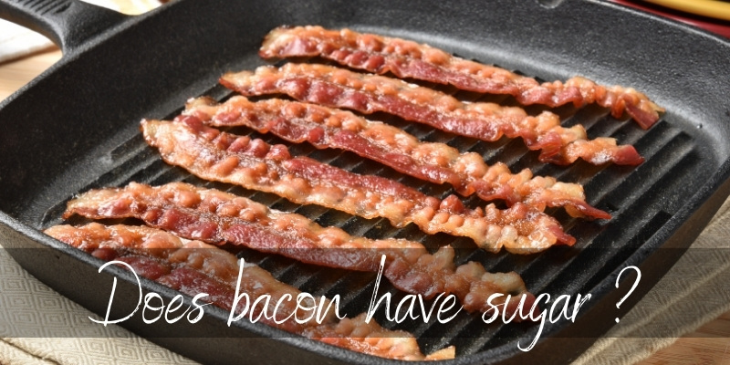 bacon sugar