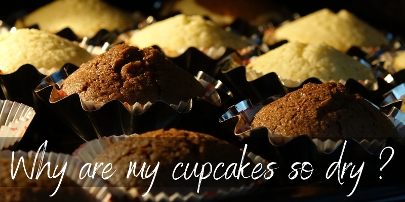 Read more about the article Why Are My Cupcakes So Dry ? Here's Why & How To Fix Them