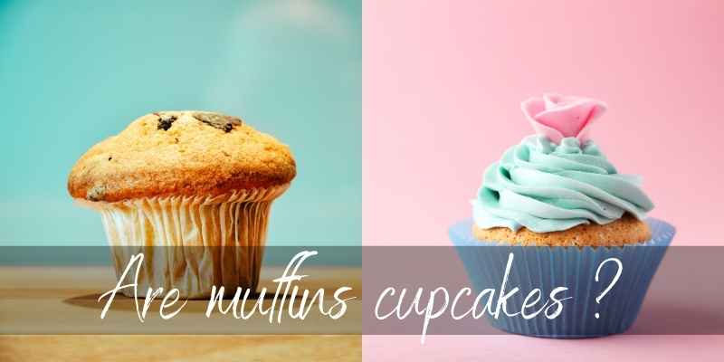 Read more about the article Are Cupcakes And Muffins The Same ? 6 Ways They're Different