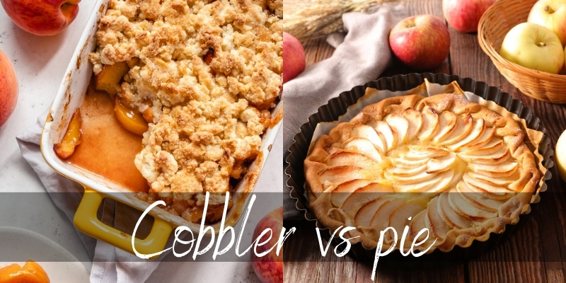Cobbler VS Pie – How To Tell Them Apart