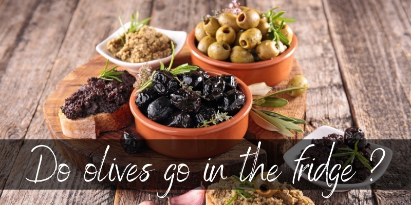 Read more about the article Should Olives Be Refrigerated ? Here's How To Keep Them