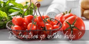 Should Tomatoes Be Refrigerated ? It Depends On The Tomato