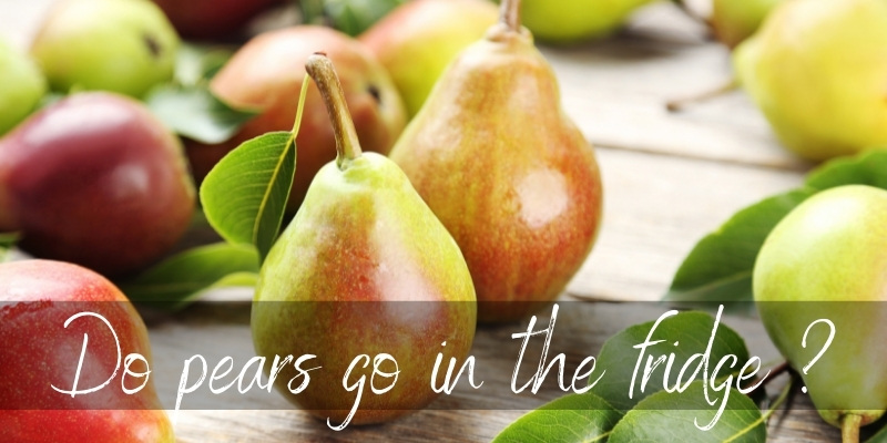 pear fridge