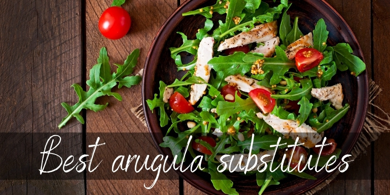 Read more about the article Arugula Substitute – 5 Fresh, Flavorful Ideas