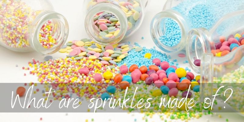 Read more about the article What Are Sprinkles Made Of ? Here's What's Really In Them