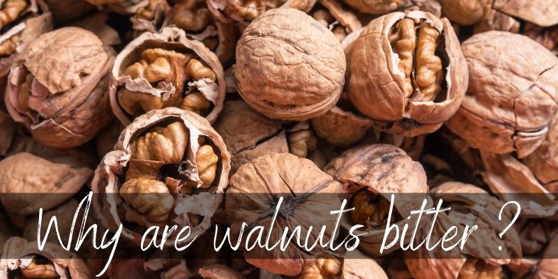 walnut bitter