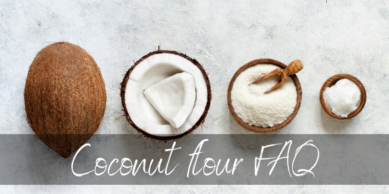 Read more about the article Does Coconut Flour Rise ? Top Coconut Flour Questions