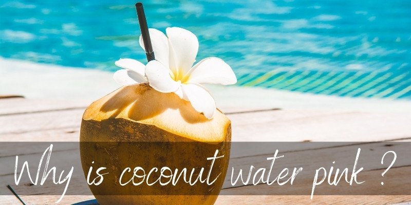 coconut water pink