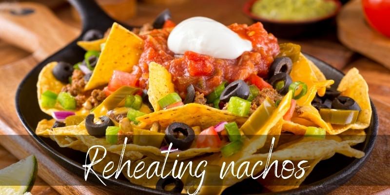 reheat nacho